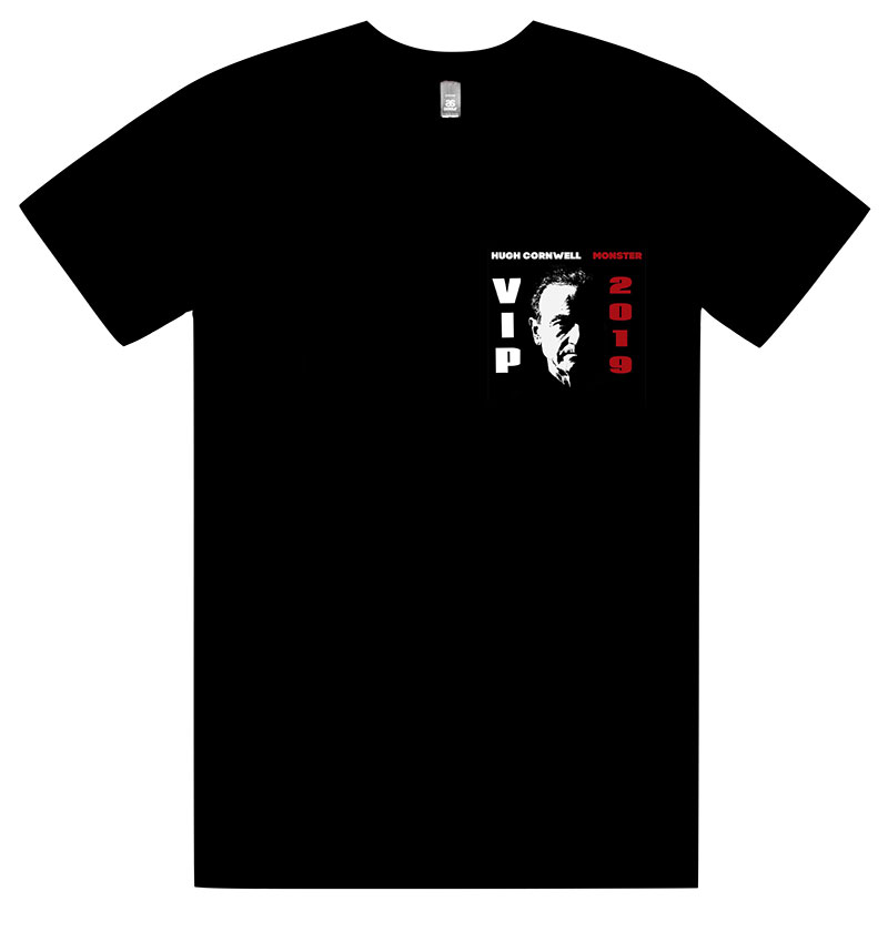 VIP T-shirt mockup